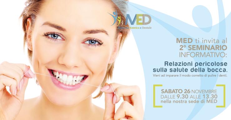 Relazioni pericolose sulla salute della bocca