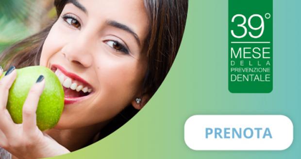 MED aderisce al 39° Mese della Prevenzione Dentale